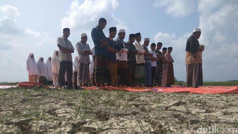Sejumlah Kabupaten di Aceh Kekeringan, Warga Salat Minta Hujan