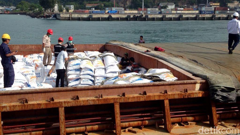 Impor Beras Thailand dan Vietnam Sumbang Defisit Neraca Dagang RI