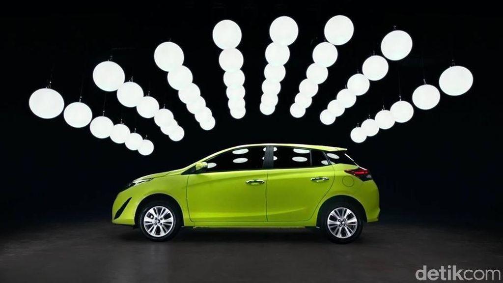 Toyota Yaris Siap Ganti Baju, Ini Kata Honda