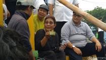 Ini Gaya Menteri Susi Saat Bertemu Nelayan Probolinggo