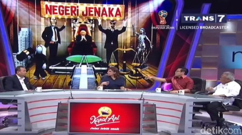 Cerita Menteri Basuki soal Selera Humor Jokowi dan JK