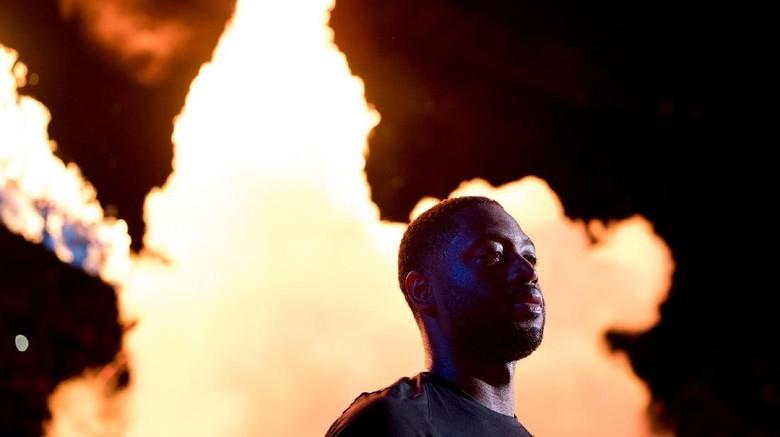Kalau Pensiun, Wade Ogah Tiru Kobe Bryant