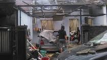 Ledakan Kuat karena Gas Alam di Bogor Juga Rusak Rumah Tetangga