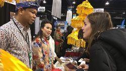 Ketika Indonesia Bersolek di Chicago, Amerika Serikat