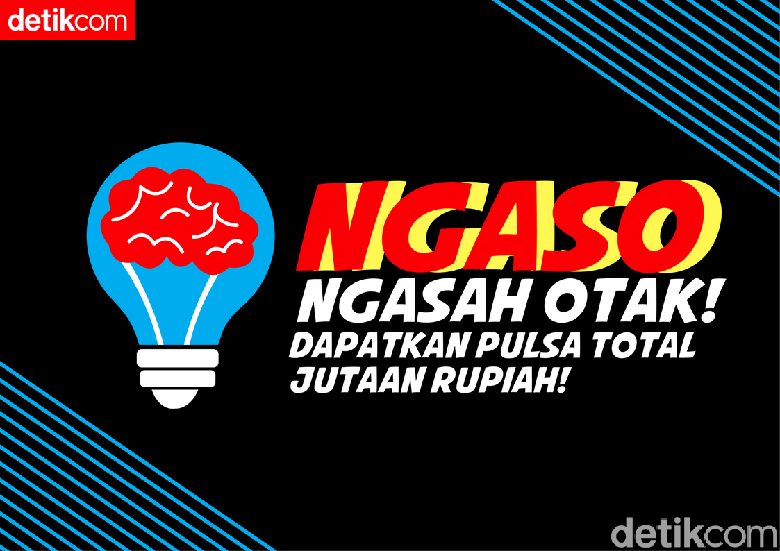 NGASO: Tebak Kebiasaan Pengendara, Raih Pulsa Total Jutaan Rupiah