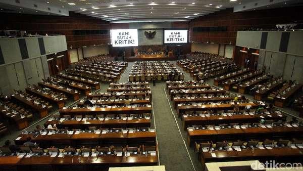 Pakar Hukum: UU MD3 Berlaku Hari Ini, Kritik DPR Bisa Dipidana