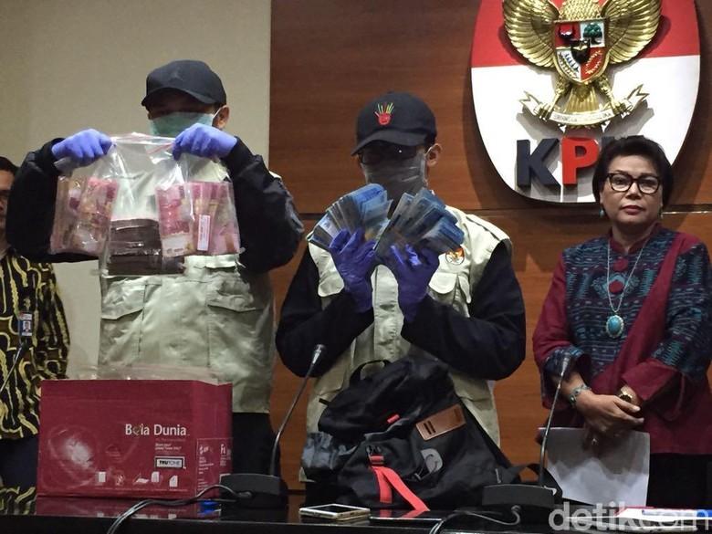 Terkait Suap, Bupati Subang Ditetapkan KPK sebagai Tersangka