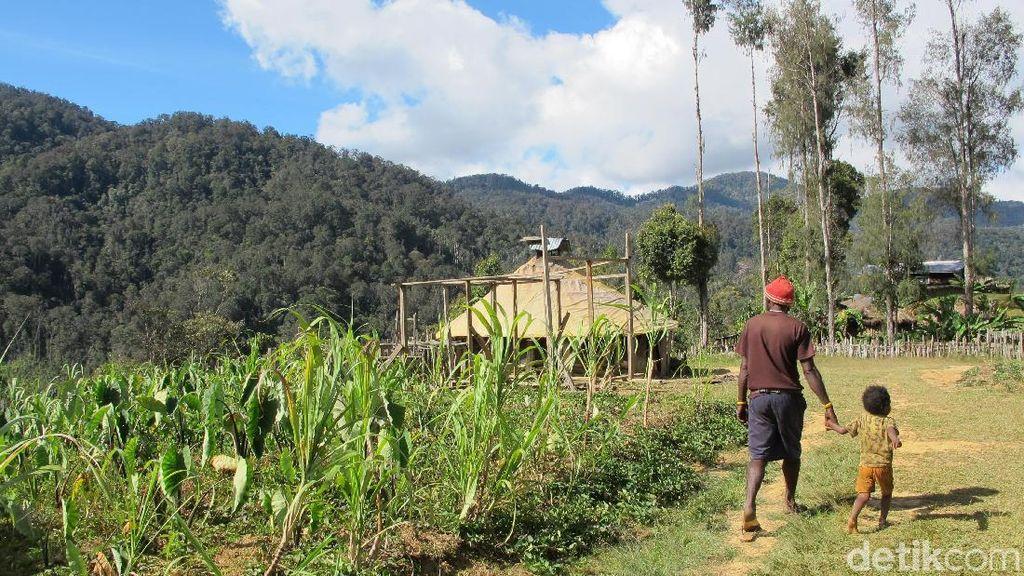 Lihat Lagi Ugimba, Desa Cantik di Pedalaman Papua