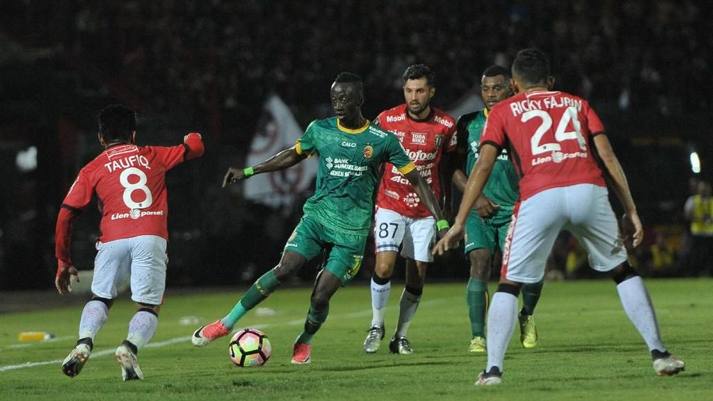 Meski Sriwijaya Gagal ke Final, Rahmad Tetap Puas