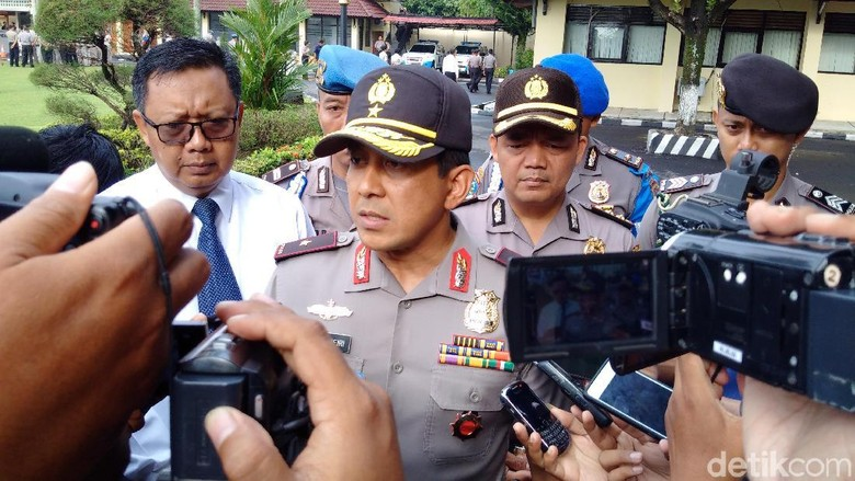Suliono Penyerang Gereja Lidwina Dibawa Densus 88 ke Jakarta