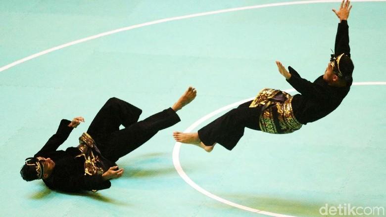 Hasrat Yolla-Hendy Ukir Sejarah di Asian Games