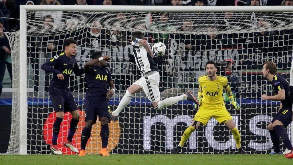 Memaksimalkan 83% Peluang Lolos Tottenham