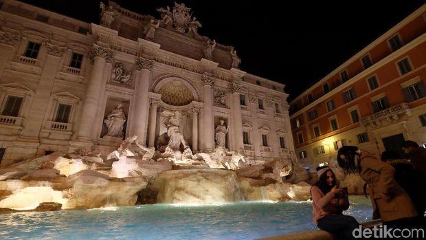 Mitos Air Mancur Pemberi Jodoh di Roma