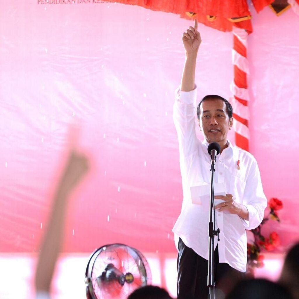 Jokowi: Kami Syukuri Kalau Novel Pulang dan Kembali ke KPK