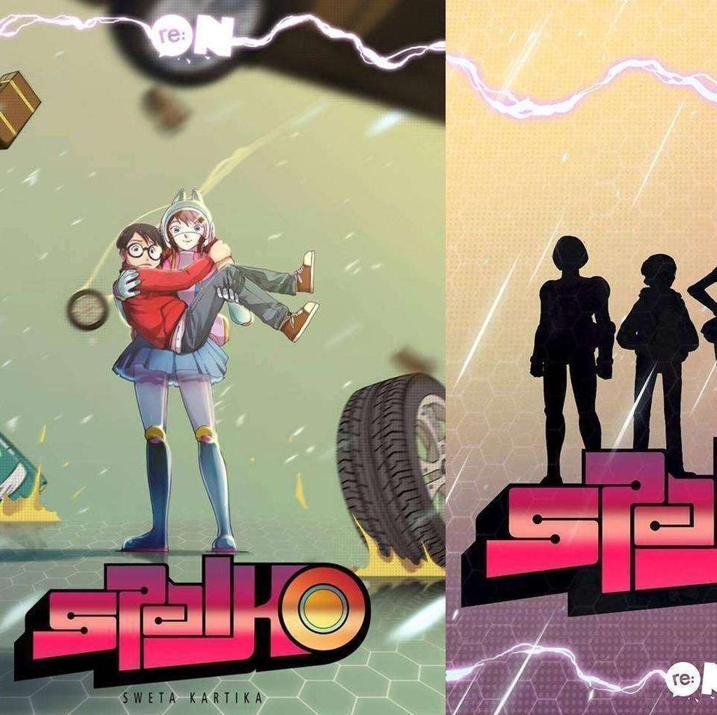 Komik-komik Indonesia Kian Dilirik Penerbit Jepang