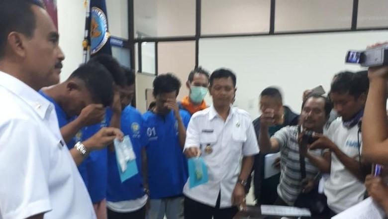 Diduga Kurir Narkoba, Sipir Lapas Kerobokan Ditangkap BNNP Bali