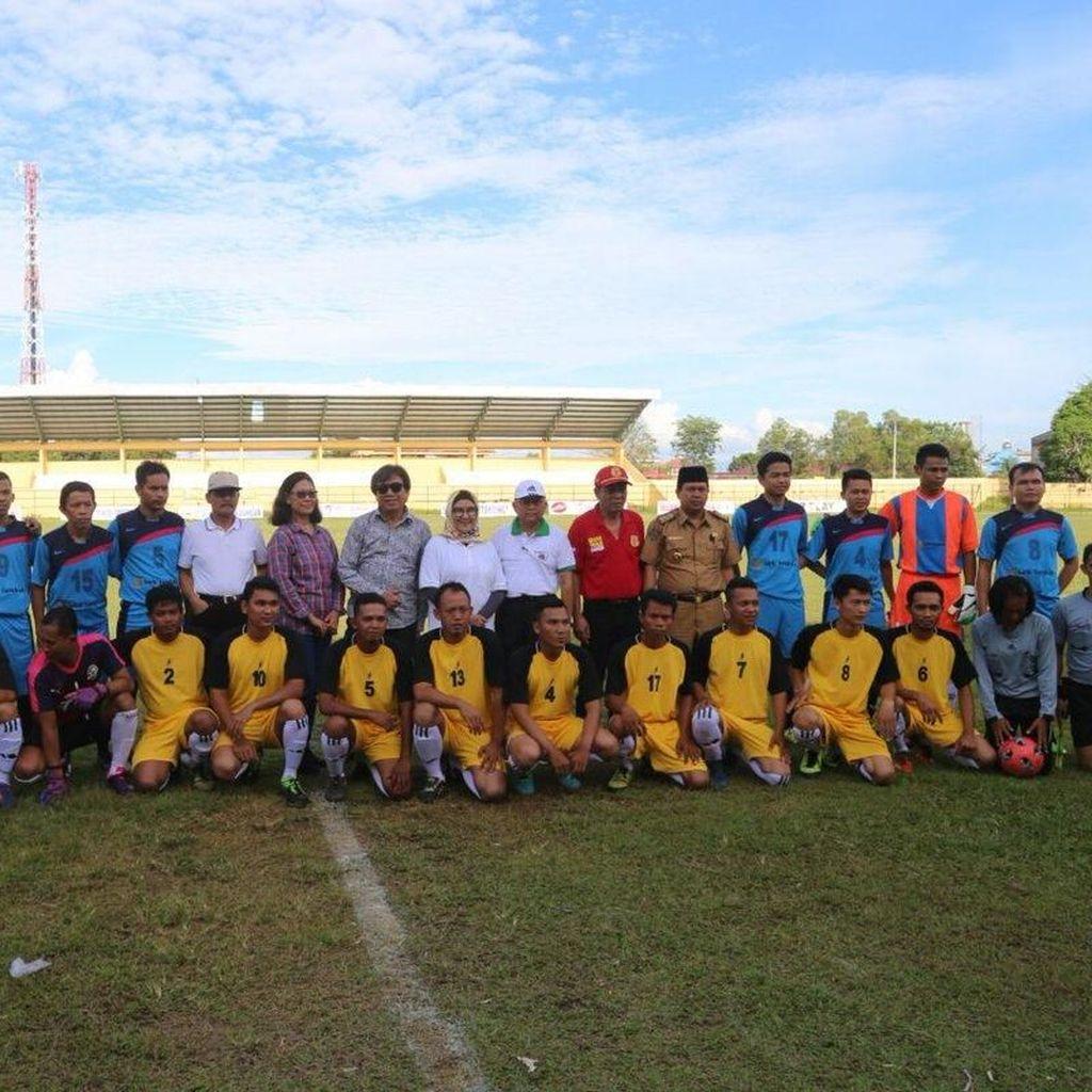 Atlet Sepakbola Nasional Diharapkan Lahir dari Liga Pekerja Indonesia