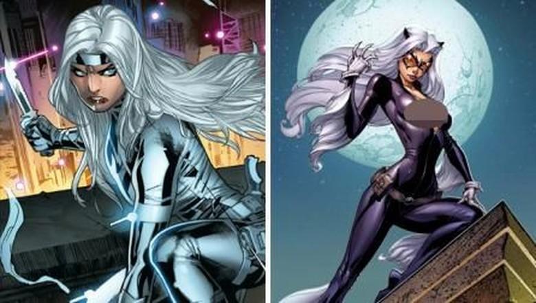 Sony Siapkan Film Superhero Baru dari Karakter Silver Sable dan Black Cat