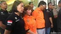 Ibunda Shock dan Setia Dampingi Roro Fitria di Polda Metro Jaya