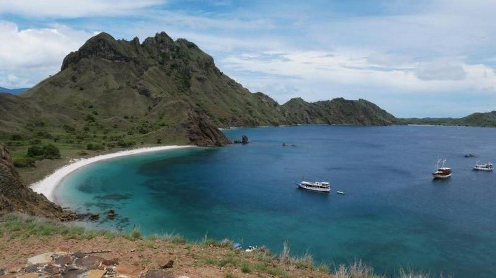 Pulau Padar yang Menakjubkan