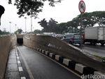 Menteri PUPR Surati Menhub Minta Underpass di Soetta Dibongkar