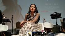Gejolak Batin Maudy Ayunda jadi Produser di Album Oxygen