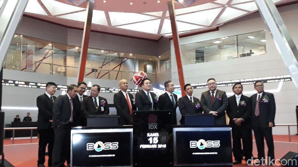BOSS IPO, Sahamnya Melejit 50%