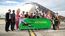 Resmi Terbangi Jakarta-Banyuwangi, Citilink Pakai Boeing 737