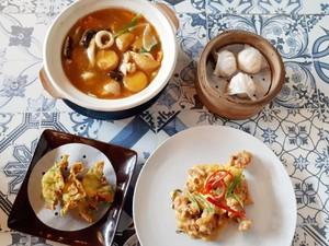 Asiatale: Di Sini Ada Sajian China Klasik hingga Populer untuk Makan Bersama