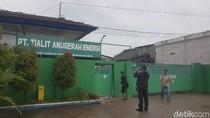 Ini Pabrik Solar Palsu di Serang yang Beromzet Rp 500 Juta/Bulan