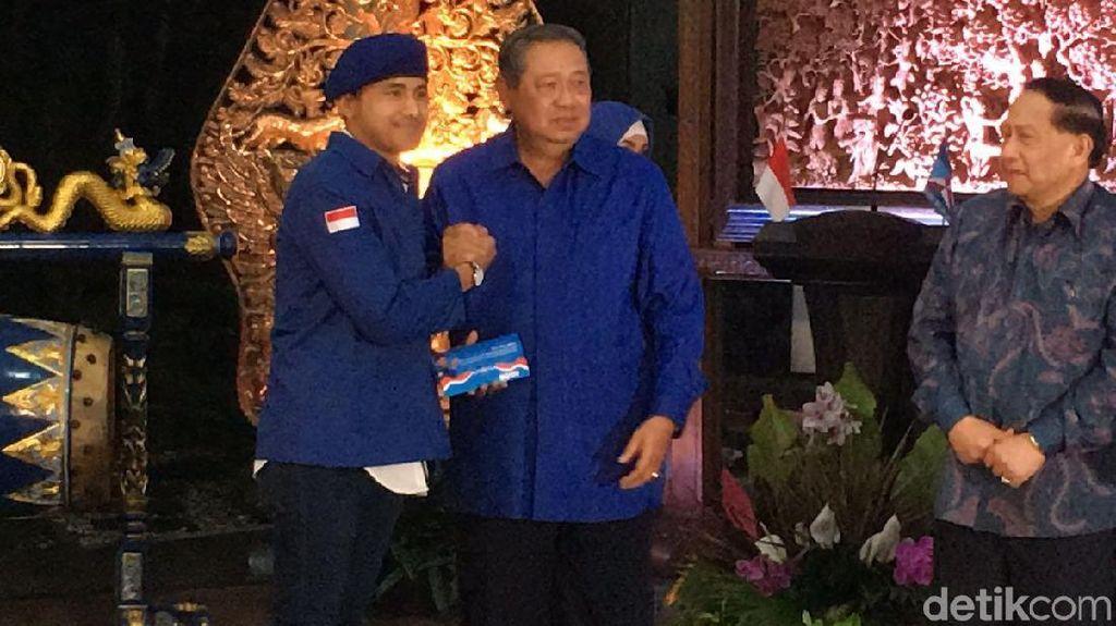 Saat SBY Bicara Regenerasi Kepemimpinan di Tubuh Demokrat