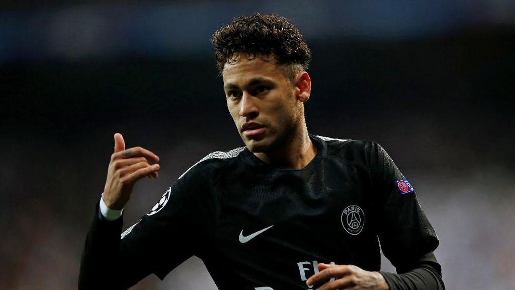 Ditanya soal Rumor Masa Depan, Ini Kata Neymar