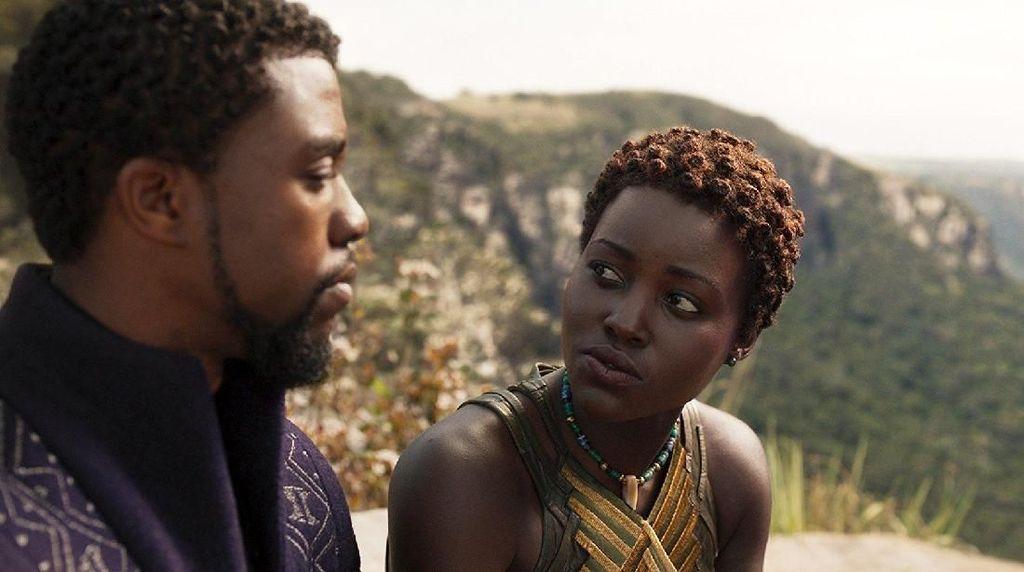Fantastis! Black Panther Raih Rp 4,8 T dalam 3 Hari
