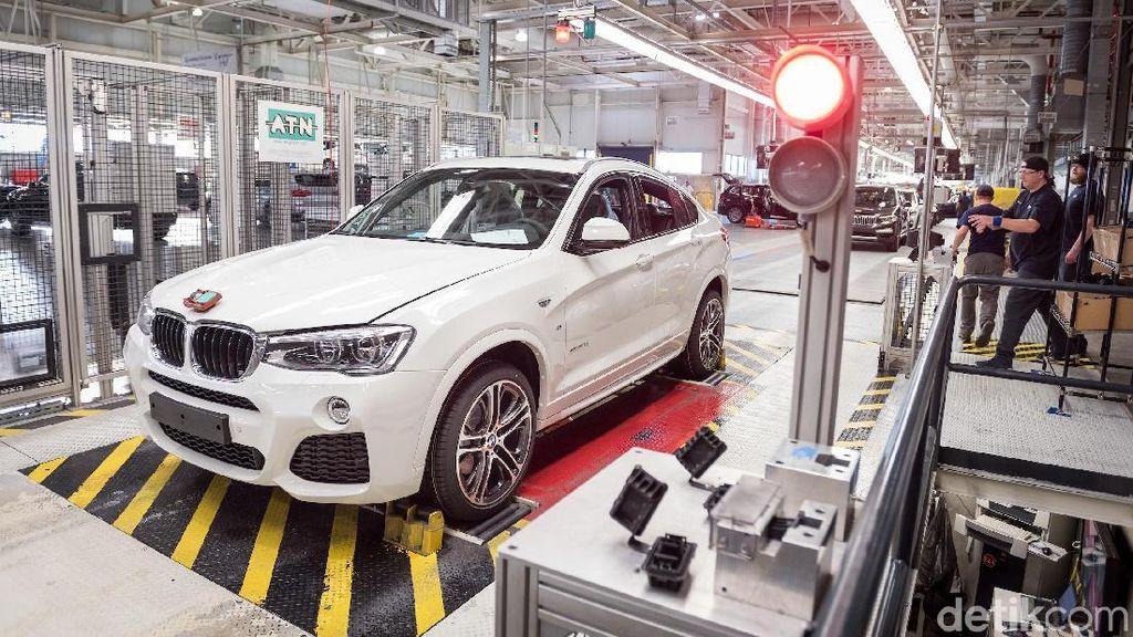 BMW X4 Generasi Pertama Pensiun, Bakal Digantikan yang Baru