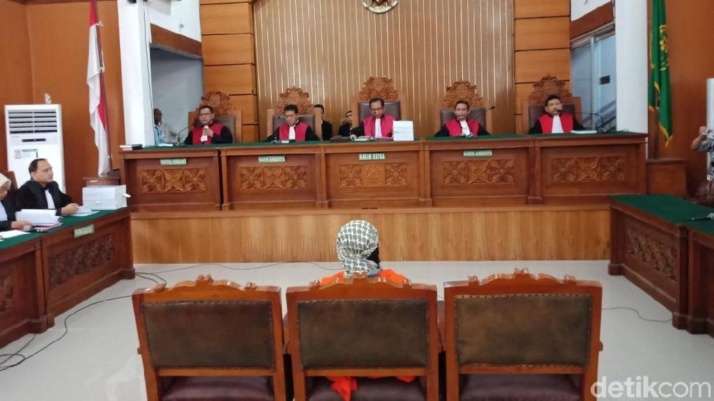 Korban Bom Thamrin Minta Ganti Rugi Pengobatan