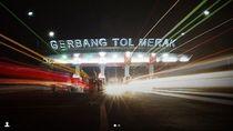 Potret Kecantikan Tol Tangerang-Merak