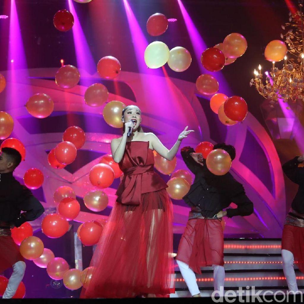 Konser BCL Hidupnya Cintanya Sukses Gebrak Penonton Trans TV