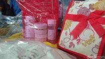 Foto: Produk-produk Kosmetik Ilegal yang Jadi Sitaan BPOM