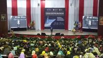 Buka Forum Rektor, Jokowi Minta Dibuatkan Fakultas Kopi