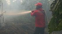 Tumbuhkan Kesadaran Bahaya Kebakaran Lahan Sejak Dini