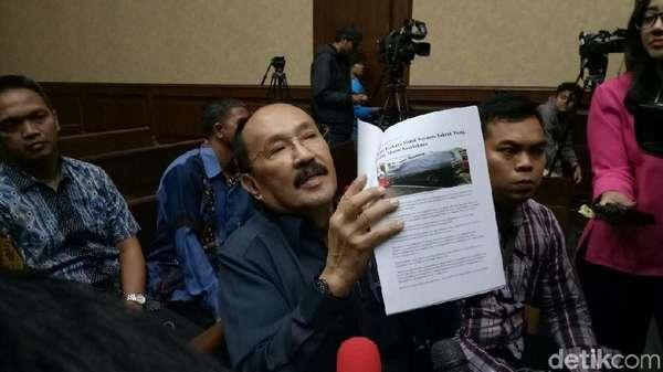 Pengacara Sebut PN Tipikor Tak Berwenang Adili Kasus Fredrich