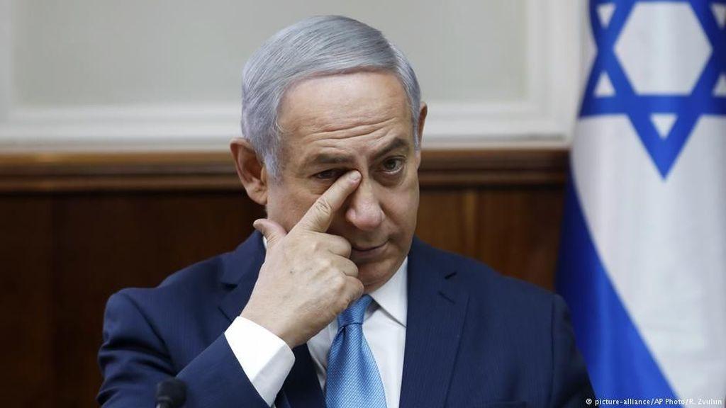 Bantah Tuduhan Korupsi, PM Netanyahu Bertekad Bertahan