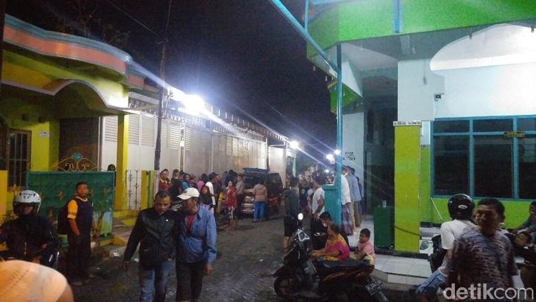 Rumah Meditasi di Semarang Didatangi Polisi