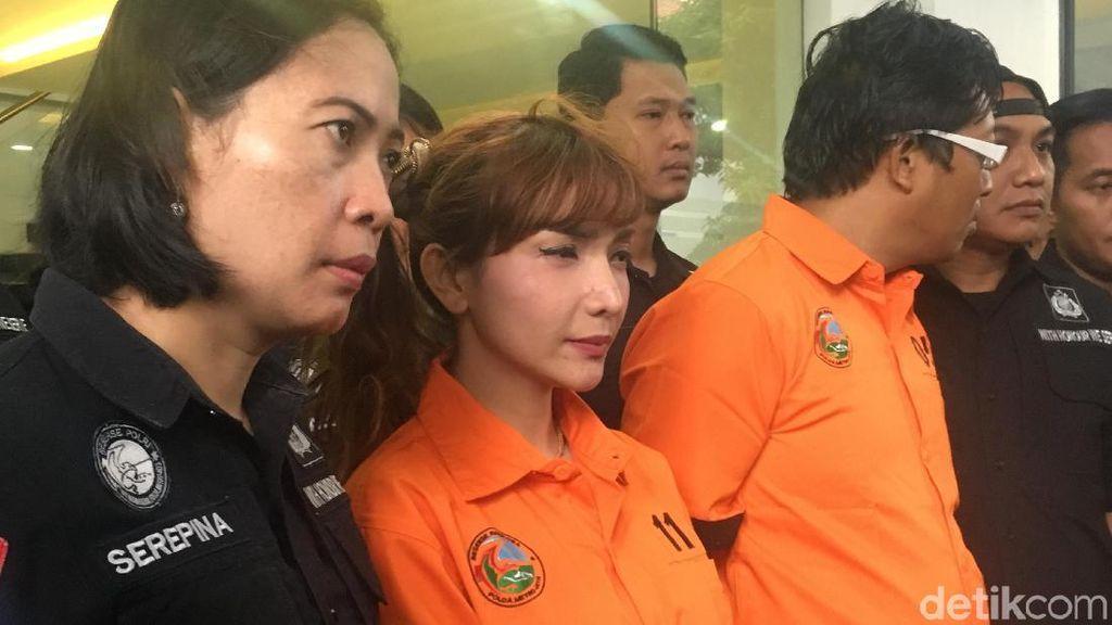 Sunan Kalijaga Setia Jenguk Roro Fitria di Tahanan Polda Metro Jaya