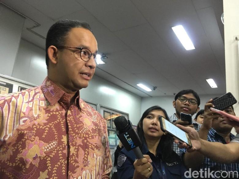 Anies Targetkan Desain Trotoar Sudirman-Thamrin Diumumkan Bulan Ini