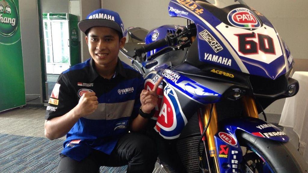 Hasrat Galang Hendra Tembus MotoGP Lima Tahun Lagi