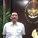 Bertemu Tony Fernandes, Luhut Cerita Ekspor Tuna dari Maluku Utara