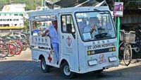 Bukan Hanya Indonesia, Hongkong Juga Punya Mobil 'Ndeso' Lho