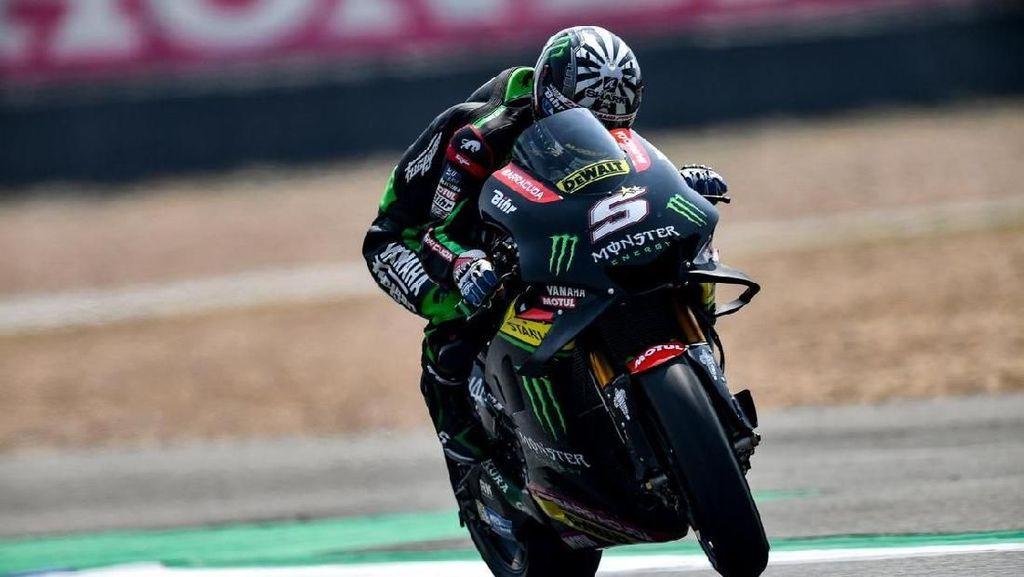 Foto: Aksi Perdana Pebalap MotoGP di Sirkuit Buriram