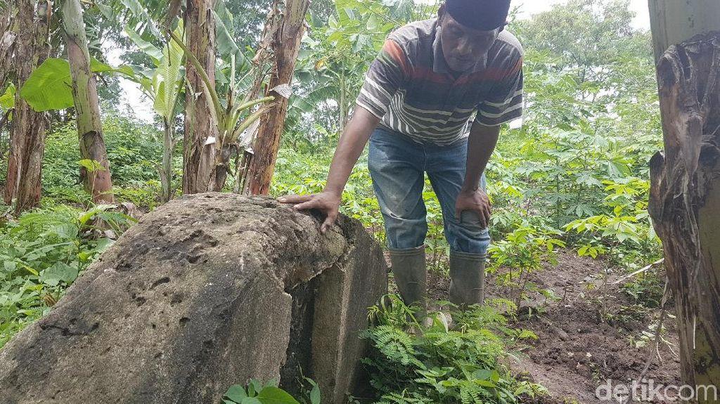 Misteri Kuburan Saudagar Gula Tionghoa di Masjid Agung Banten